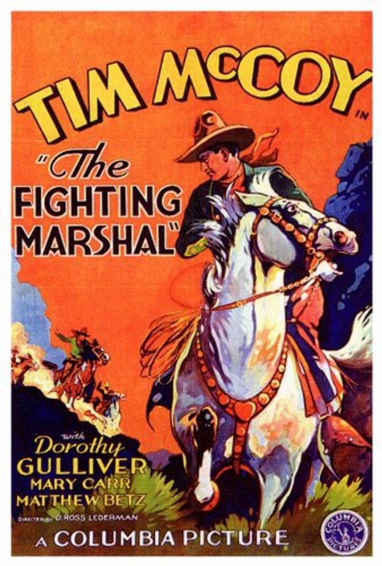The Fighting Marshall Poster