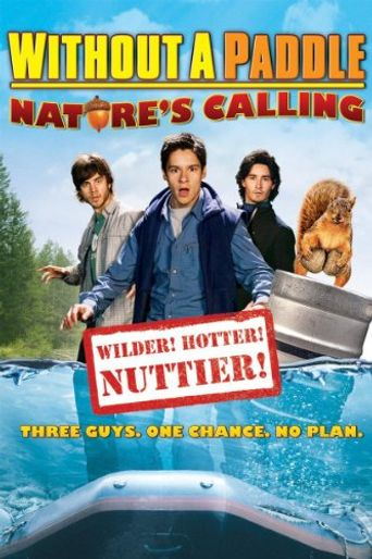 Without a Paddle: Nature's Calling Poster