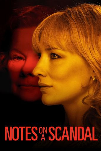 Notes on a Scandal Poster