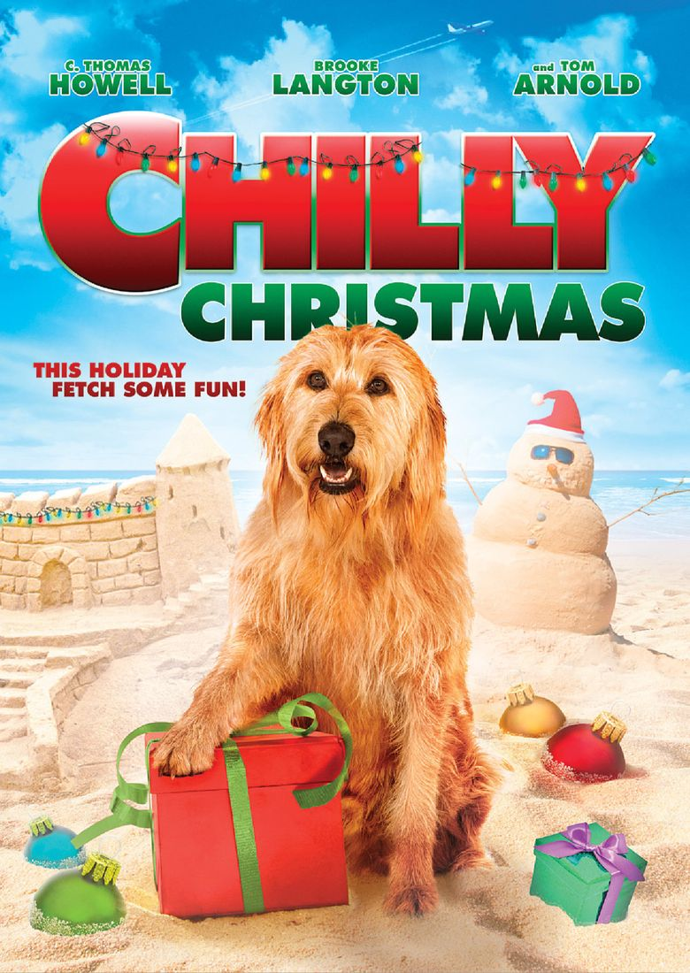 Chilly Christmas Poster