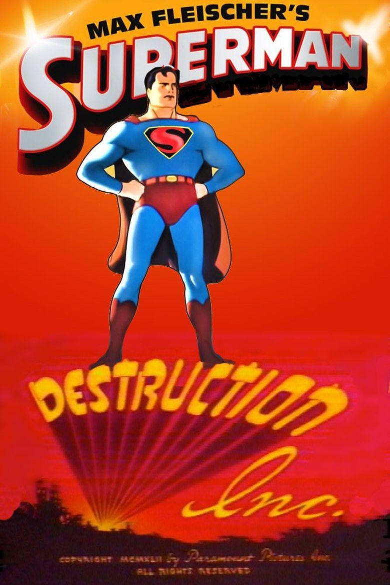 Destruction, Inc. Poster