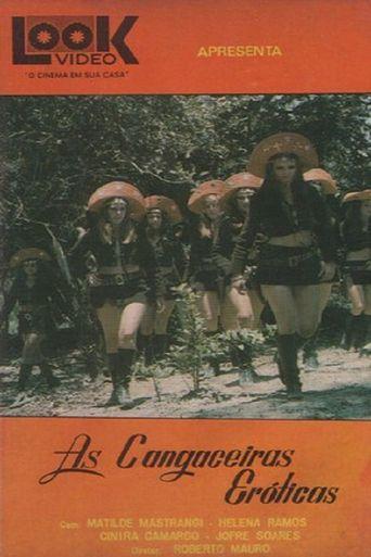 As Cangaceiras Eróticas Poster
