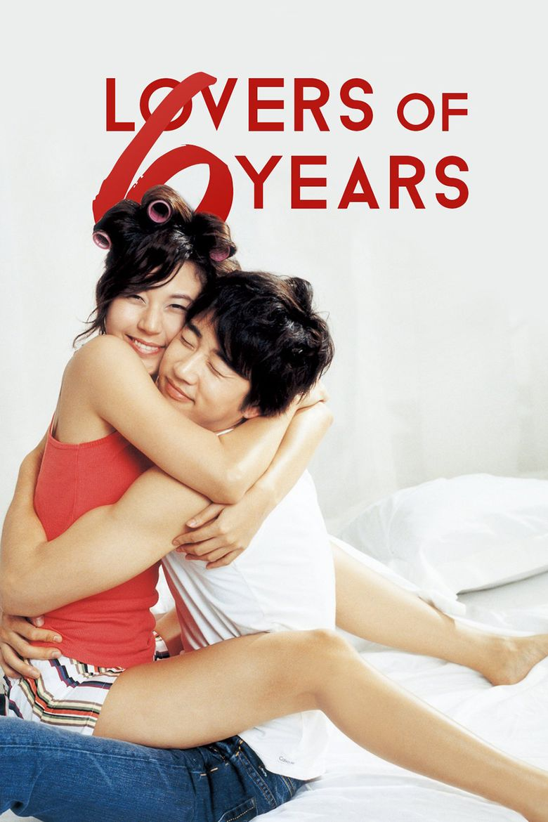 Lovers of 6 Years Poster
