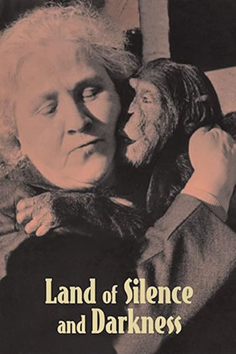 Land of Silence and Darkness Poster