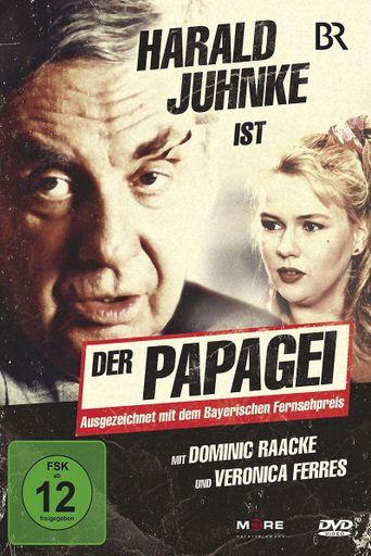 Der Papagei Poster