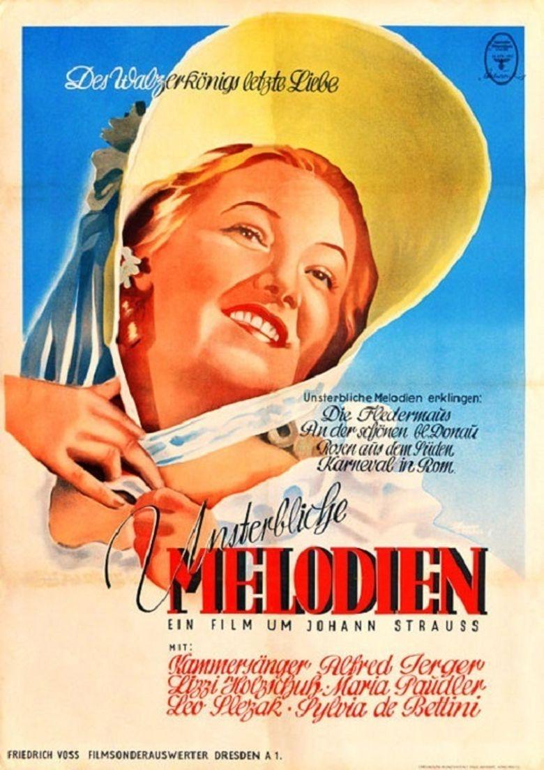 Unsterbliche Melodien Poster