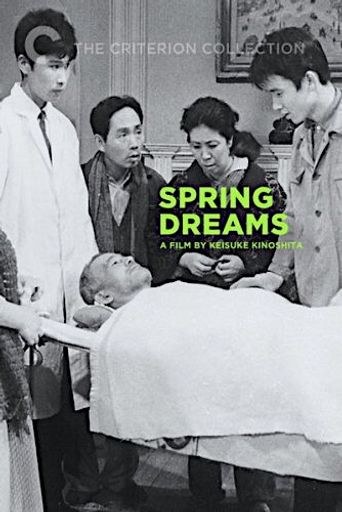 Spring Dreams Poster