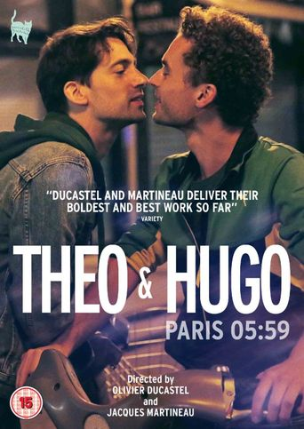 Paris 05:59: Théo & Hugo Poster