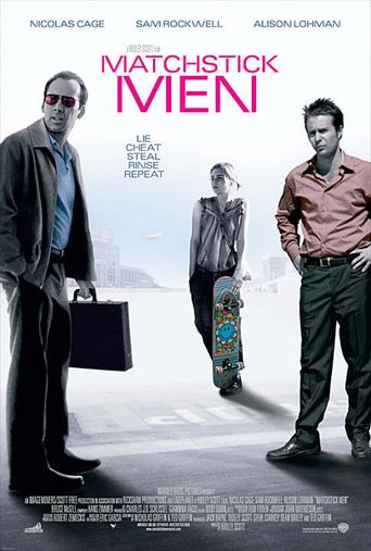 Watch Matchstick Men