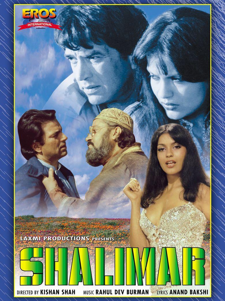 Shalimar Poster