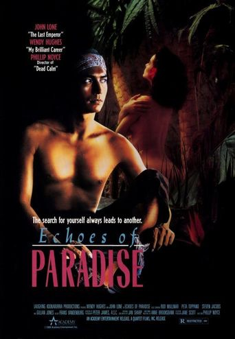 Echoes of Paradise Poster