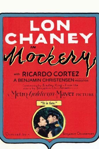 Mockery Poster