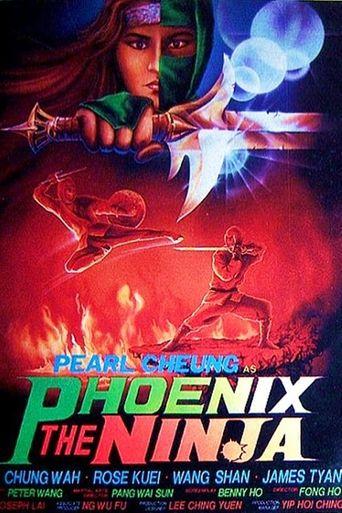 Phoenix the Ninja Poster