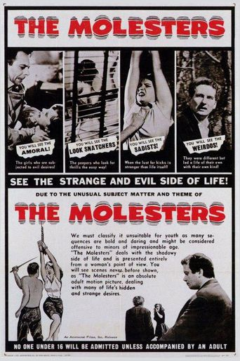 The Molesters Poster