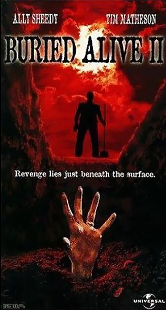 Buried Alive II Poster