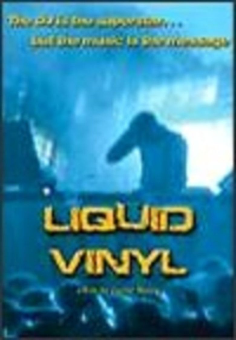 Liquid Vinyl Poster