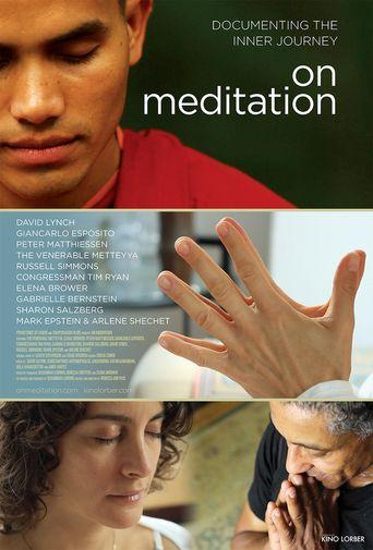 On Meditation Poster