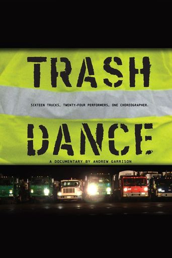 Trash Dance Poster