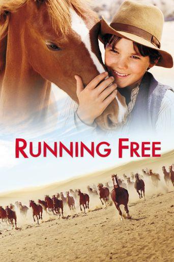 Running Free Poster