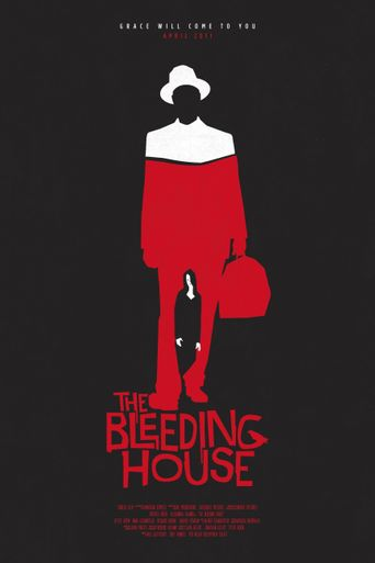 The Bleeding House Poster
