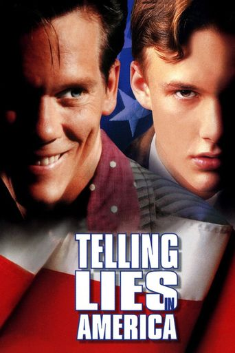 Telling Lies In America Poster