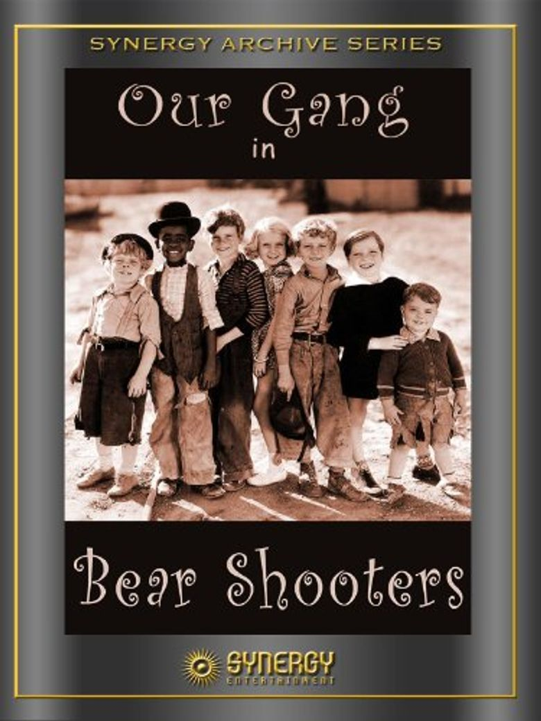 Bear Shooters Poster