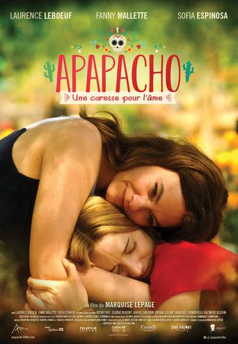 Apapacho: A Caress for the Soul Poster