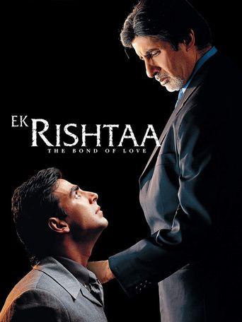 Ek Rishtaa: The Bond of Love Poster