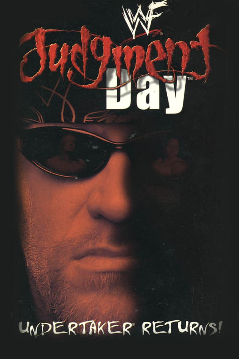 WWE Judgment Day 2000 Poster