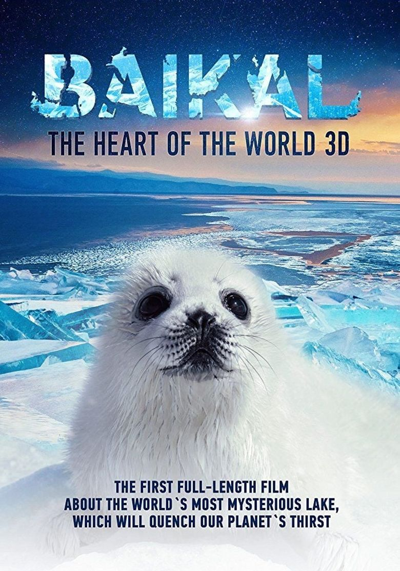 Baikal: The Heart of the World 3D Poster