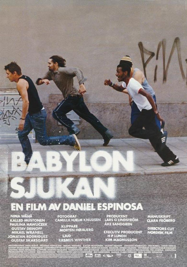 Babylon Disease Poster