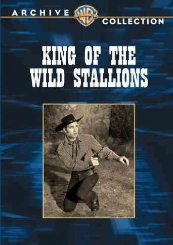 King of the Wild Stallions Poster