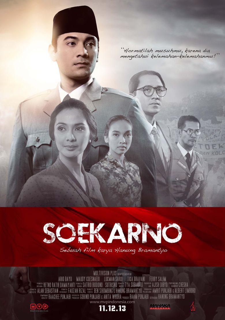 Soekarno Poster