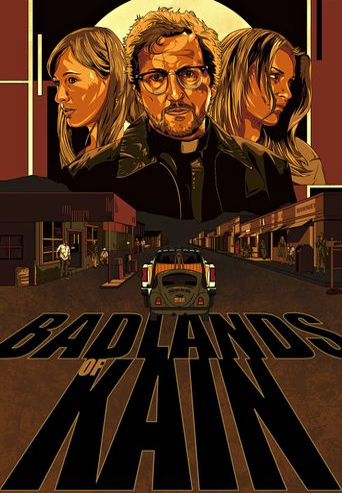 Badlands of Kain Poster