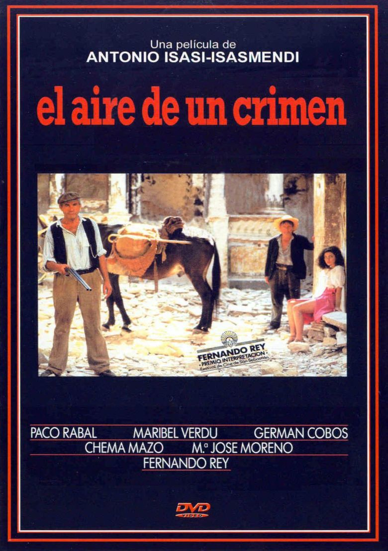 Scent of a Crime Poster