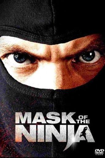 Mask of the Ninja Poster