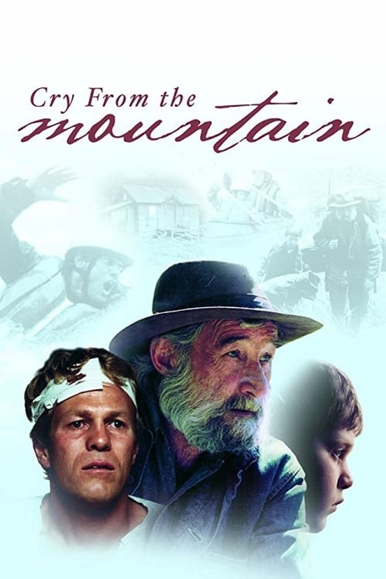 Cry from the Mountain Poster
