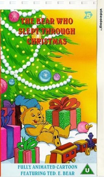 The Bear Who Slept Through Christmas Poster