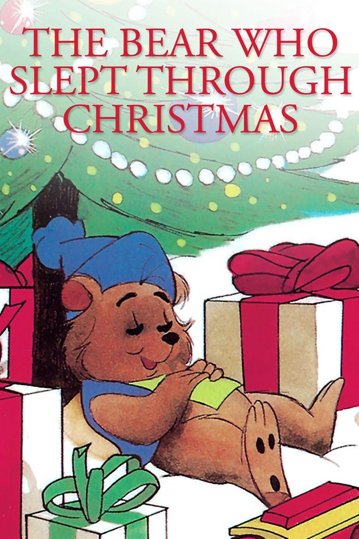 The Bear Who Slept Through Christmas Poster