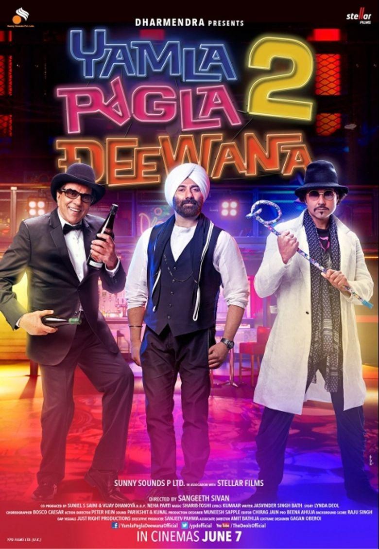 Watch Yamla Pagla Deewana 2
