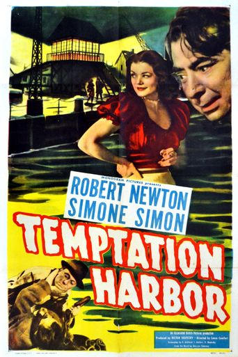 Temptation Harbour Poster