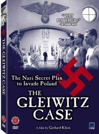 The Gleiwitz Case Poster