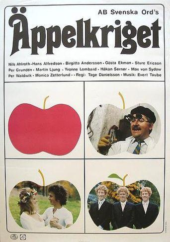 The Apple War Poster