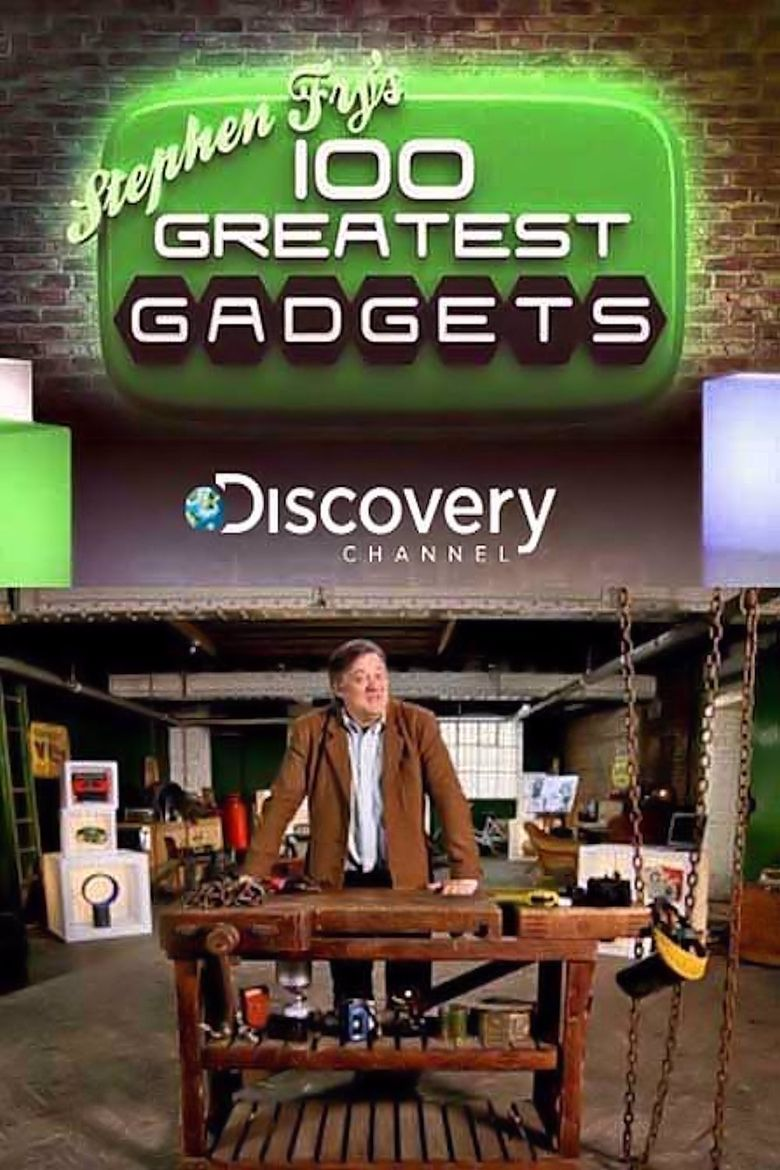 Stephen Fry's 100 Greatest Gadgets Poster