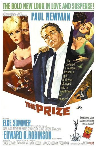 The Prize Poster