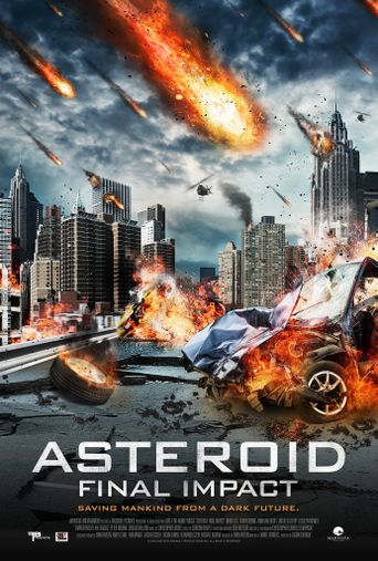 Asteroid - Final Impact Poster