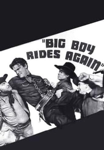 Big Boy Rides Again Poster