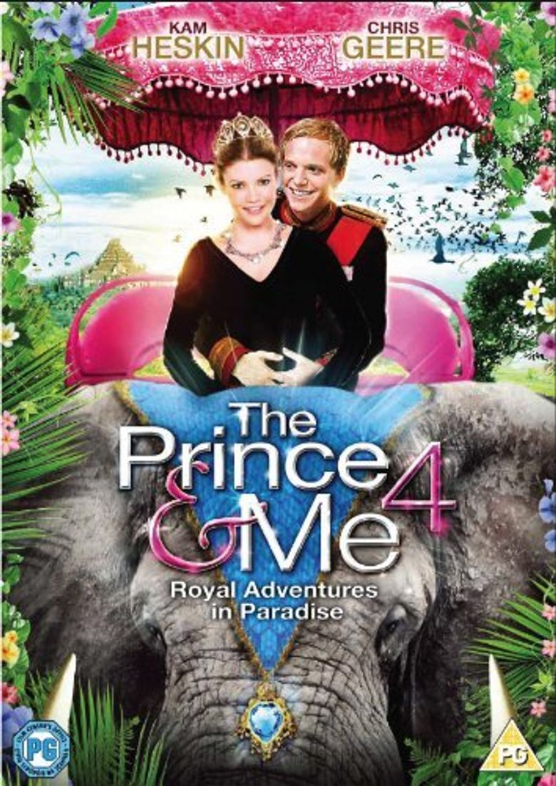 The Prince & Me 4: The Elephant Adventure Poster