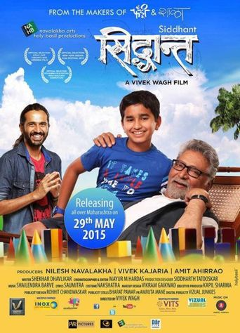 Siddhant Poster