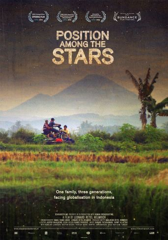 Position Among the Stars Poster